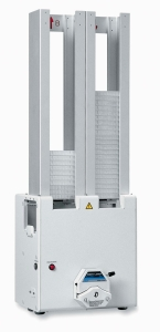 Stacker for the laboratory automation